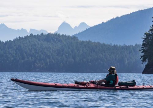Kayaking Desolation Sound – 5 reasons it's called a paddler's paradise!