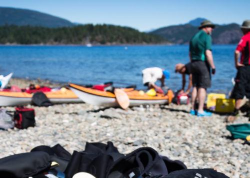 Kayaking & Camping Packing Essentials: Wildcoast