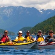desolation-sound-1127-kayaking-group-Bender