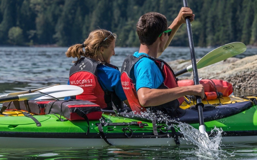 Special Offers On Vancouver Island Kayaking Adventures