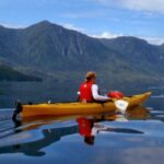 kayaking in johnstone strait british columbia